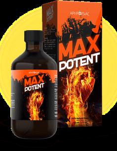 MAX POTENT urobí váš penis tvrdým ako kameň a váš sexuálny život sa vráti do starých koľají! Zabudnite na minulé zlyhania a sústreďte sa na prítomnosť!