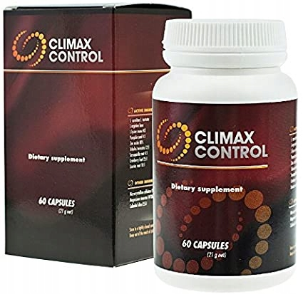 CLIMAX CONTROL will take control of your penis! Sex will only be associated with pleasant moments! Now it is possible!