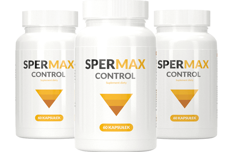 SperMAX Control – full sex satisfaction! Forget about premature ejaculation and erection problems!