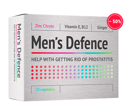 Men's Defense is the best supplement that will change your life! All prostate problems will end! And you will enjoy amazing sex!